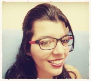 Uma visão mais ampla do óculos comigo.